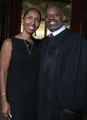 Sr. Pastors Troy and Darlene Vaughn